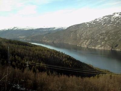 FJORD IN NORWAY