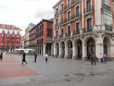 VALLADOLID,  SPAIN.