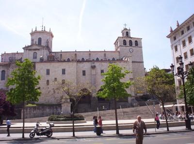SPAIN  SANTANDER  Cathedral
