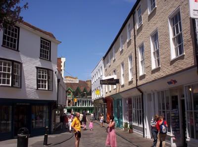 CANTERBURY  ENGLAND.