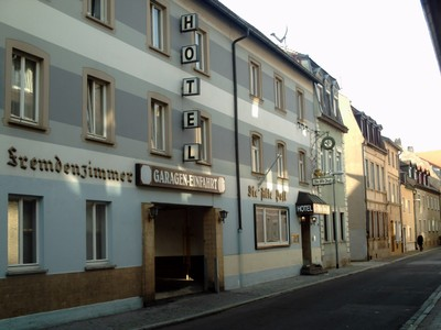 BAMBERG  GERMANY.        I stayed at this hotel for 2 nights.