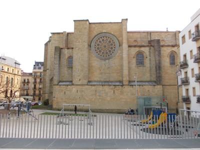 SAN SEBASTIAN  SPAIN.