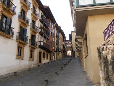 HONDARRIBIA   SPAIN.  -- Basque  Country..