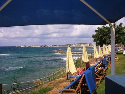 CYPRUS  PAPHOS.  Mediterranean sea.