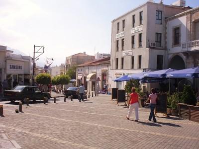 CYPRUS  KYRENIA    In town.