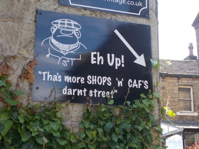 Yorkshire  dialect.