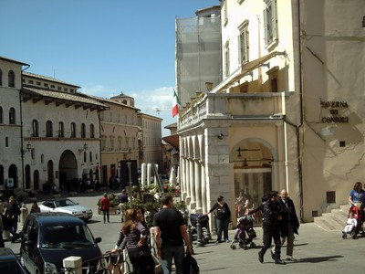 ASSISI  ITALY.