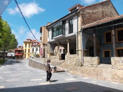 AVILES,  SPAIN.  --  Old  Quarter.