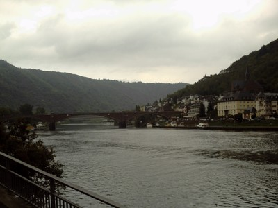 COCHEM  GERMANY    River Moselle.