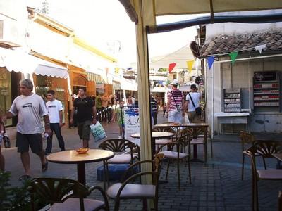 CYPRUS  NORTH  NICOSIA... Ledra  Street.