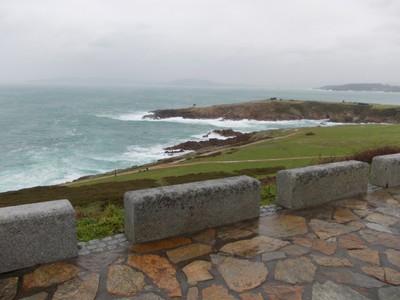 A.CORUNA  SPAIN  --   Atlantic  Ocean.