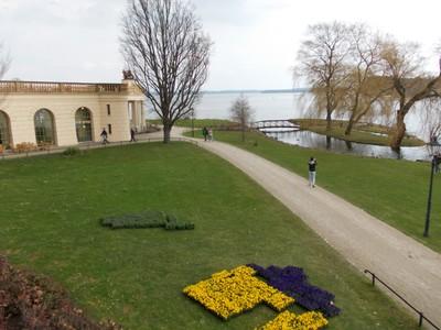 SCHWERIN  GERMANY.     Castle  grounds.