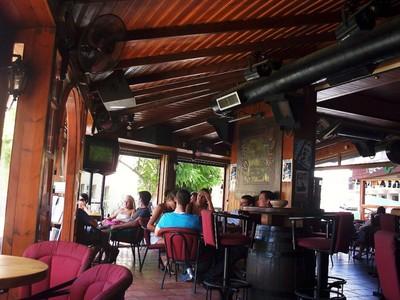 CYPRUS  PAPHOS --Inside The Rose Pub.