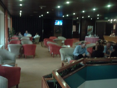 SARAJEVO,  Lounge and  Bar  of  hotel.