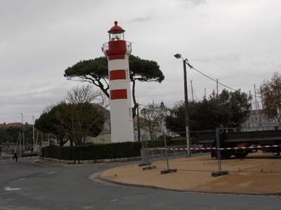 LA  ROCHELLE,  FRANCE.   Phare  Rouge,    Lighthouse.
