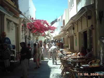 GREECE  KOS      Kos Town.