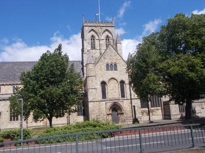 GRIMSBY . St, James church.