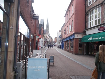 LEICESTER   Silver street.
