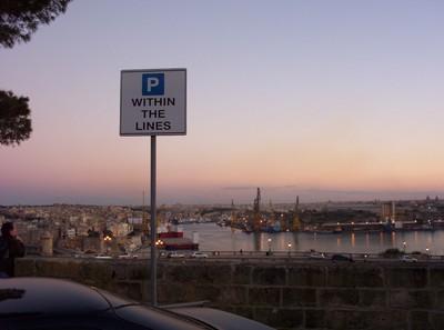 Malta.   ---Difficult !