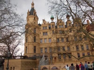 SCHWERIN   GERMANY.     Castle.