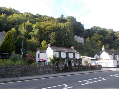 MATLOCK BATH,  THE CABLES  B &B , Dale Road, Matlock Bath.