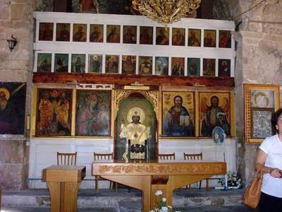 CYPRUS  PAPHOS.  St Pauls  church.