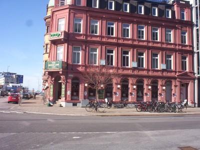 MALMO SWEDEN.  English style pub.