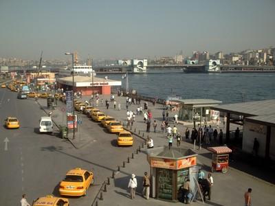 ISTANBUL  TURKEY.        Taxi !