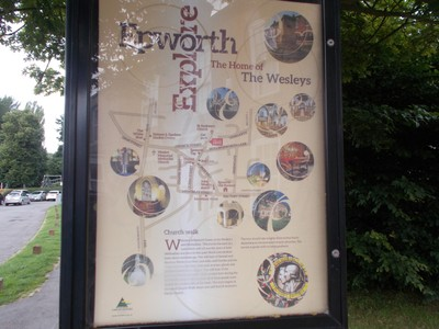 EPWORTH INFORMATION.