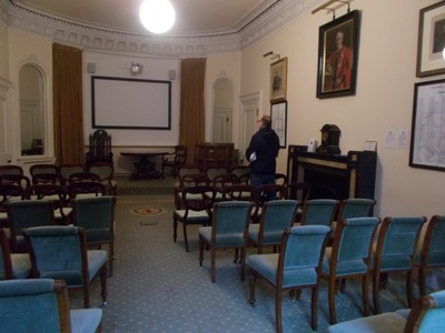 23 STONEGATE YORK.  Lecture room.