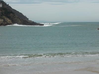 SAN SEBASTIAN  SPAIN.    La Coucha Bay.
