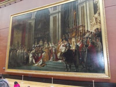 PARIS  , FRANCE .. Louvre museum.