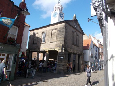 WHITBY  Old Town Hall