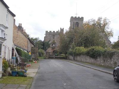Church Street.