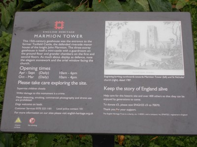Information on Tower.