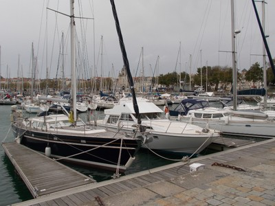 LA ROCHELLE  FRANCE.Harbour.