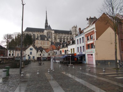 AMIENS,  FRANCE.