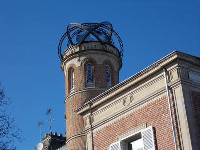 AMIENS,  FRANCE.  Jules  Verne  House and Museum.