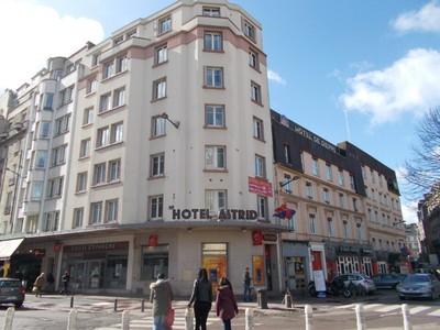 ROUEN,  FRANCE..  Hotel  near rail  station.