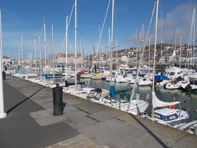 DEAUVILLE,  FRANCE,   Marina, harbour.