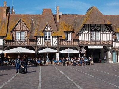 DEAUVILLE.  FRANCE.