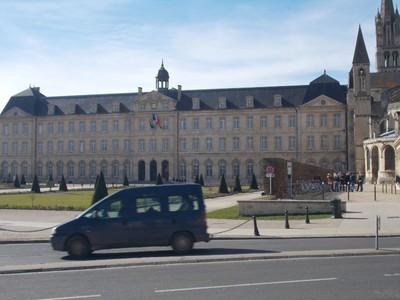 CAEN FRANCE Abbaye aux Hommes