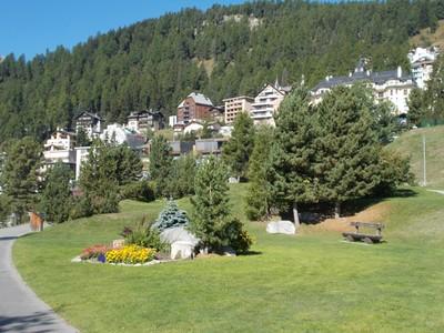 ST.MORITZ SWITZERLAND.