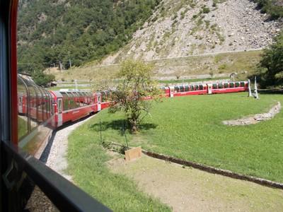 SWITZERLAND. Round the loop.