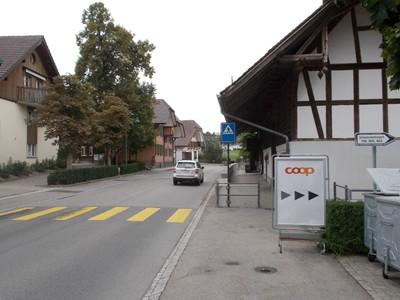 NIEDERSCHERLI Village Co-op store.