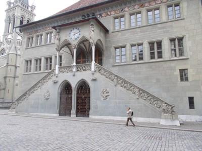 BERN,  Rathaus, [Town hall }