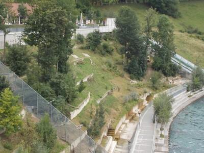 BERN ,Bear Enclosure.