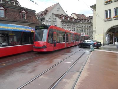 BERN.  Good tram services.
