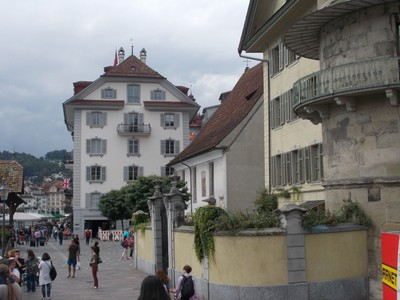 LUCERNE  SWITZERLAND.