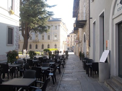 DOMODOSSOLA  Italy.